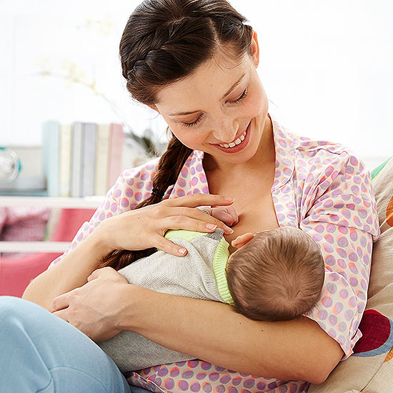 A new rationale for breastfeeding – the benefits for the Mom!