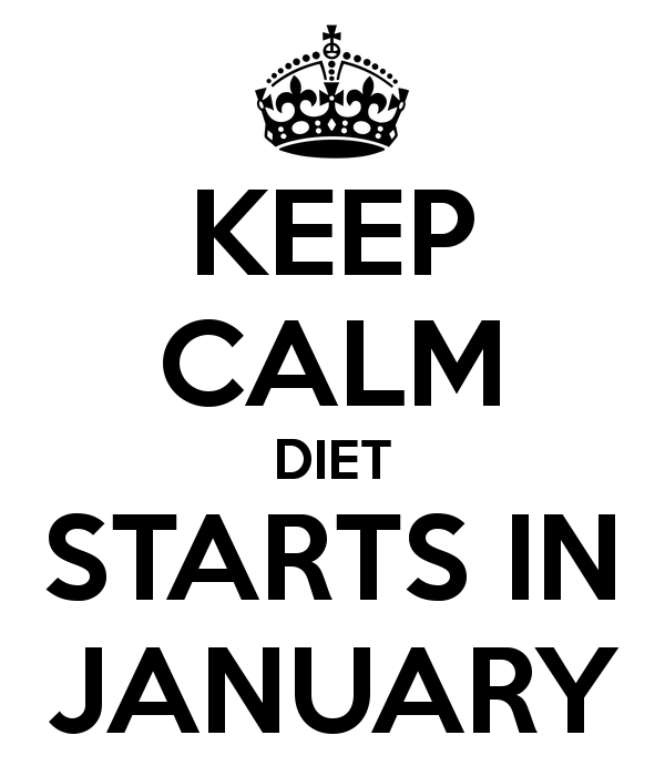 Is January 1 the best date to kick-start a weight loss diet?