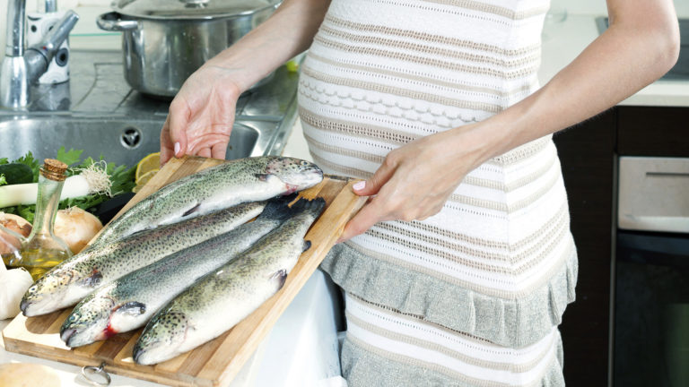 Fish Consumption during Pregnancy: Weighing the Risk-Benefit