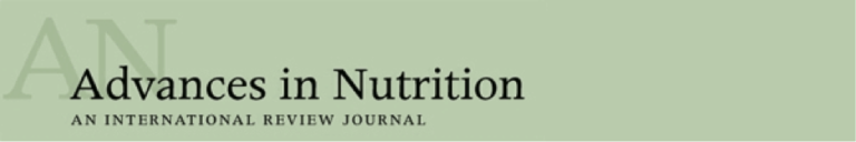 International Congress of Nutrition Featured in Advances in Nutrition