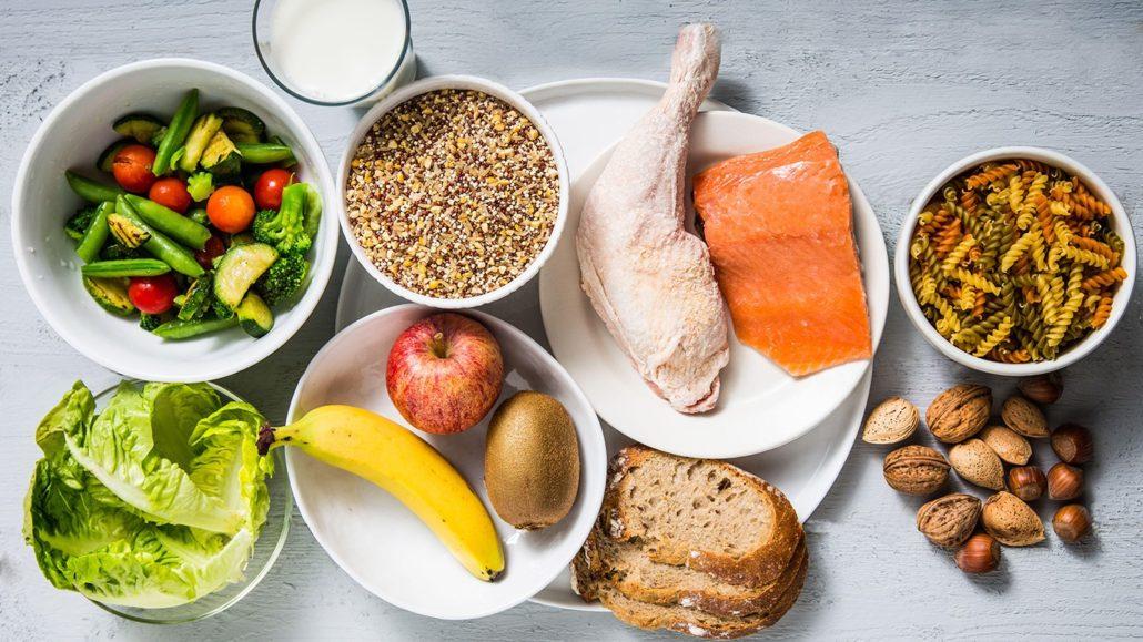 mediterranean diet fluid reccomendation