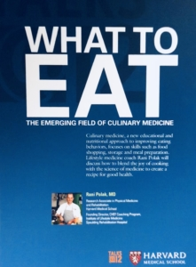 What to Eat: The Emerging Field of Culinary Medicine