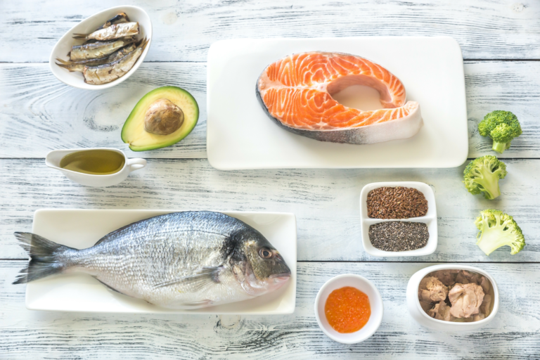 Omega-3 fatty acids may help increase colonic microbiota diversity