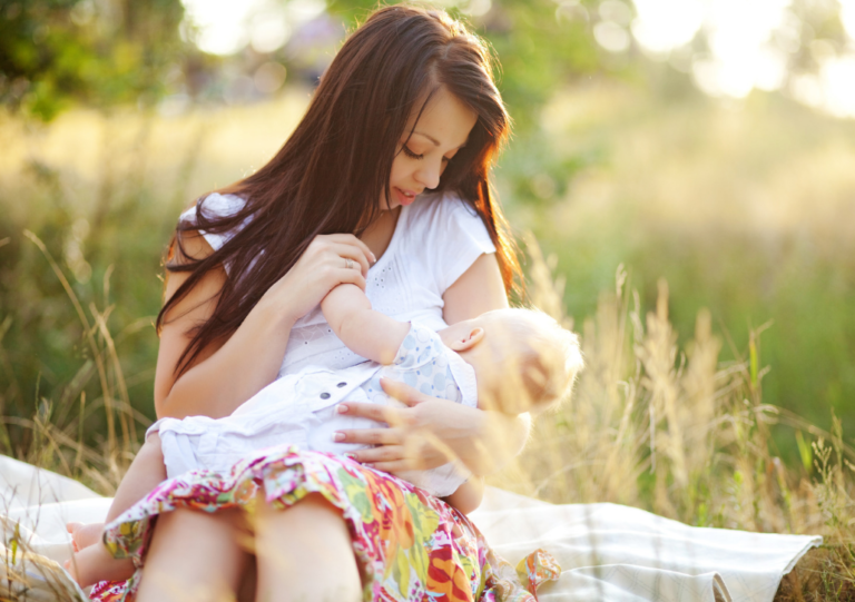 Celebrating National Breastfeeding Month