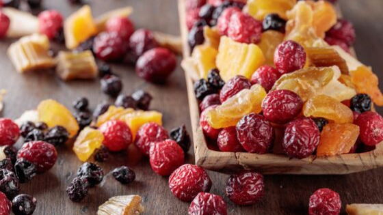 Should You Eat More Dried Fruit?