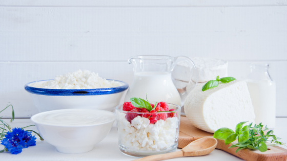 Intake of fermented dairy foods is inversely associated with cardiovascular disease risk