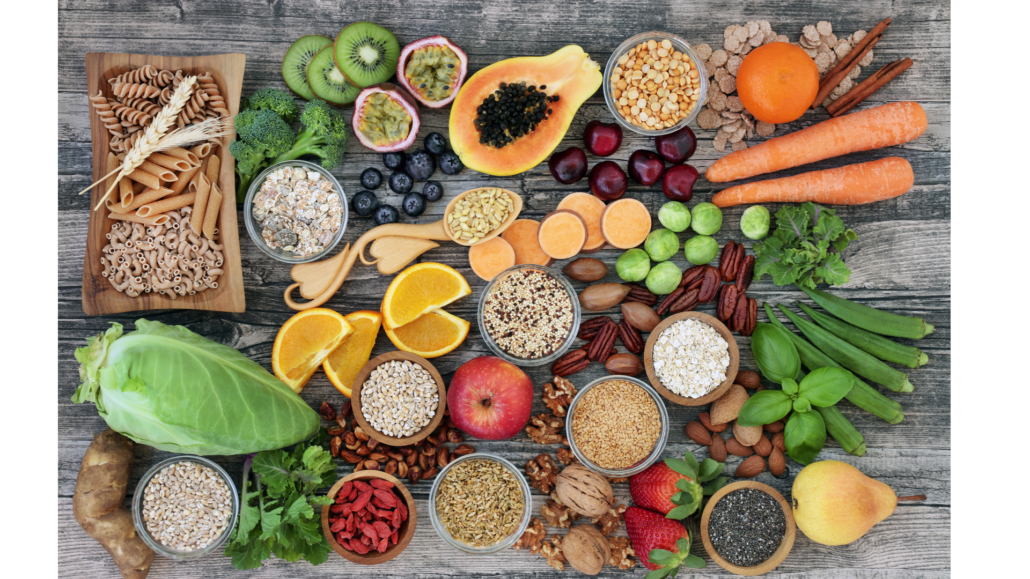 sources of dietary fiber