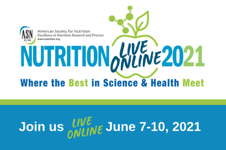 American Society for Nutrition Reinvents NUTRITION 2020 as a Live Online Event