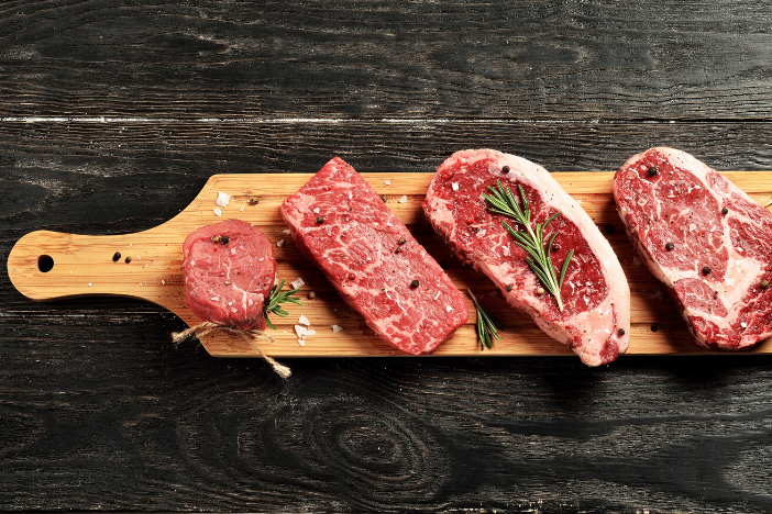 Does consuming more lean unprocessed beef influence type 2 diabetes risk?