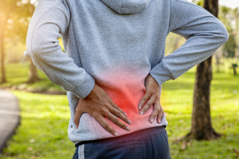 Researchers report an alternative to anti-inflammatory drugs to lessen lower back and knee pain