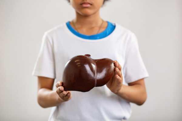 A simple dietary modification may help reduce liver disease in obese children