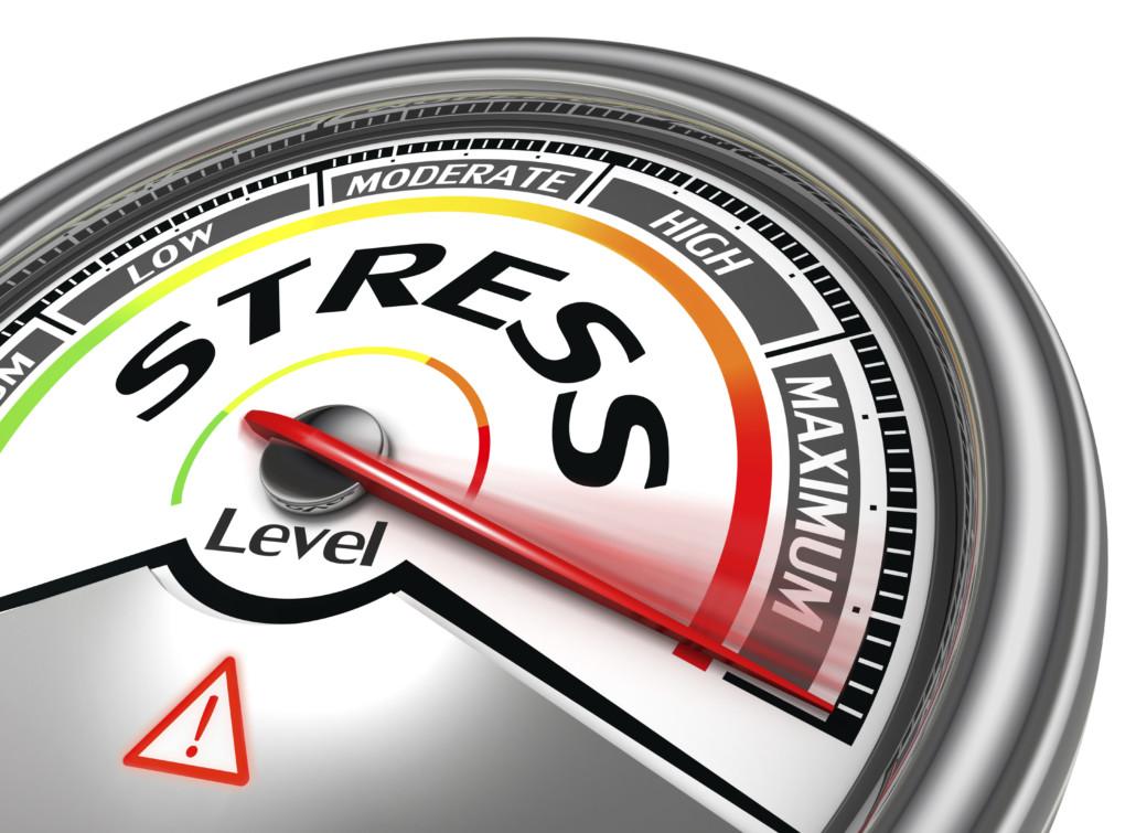 Stress gauge