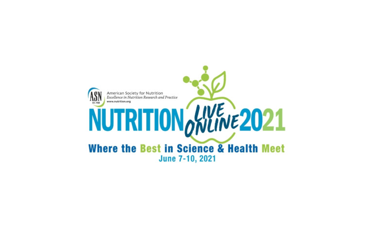 Join Us Online for Nutrition 2021