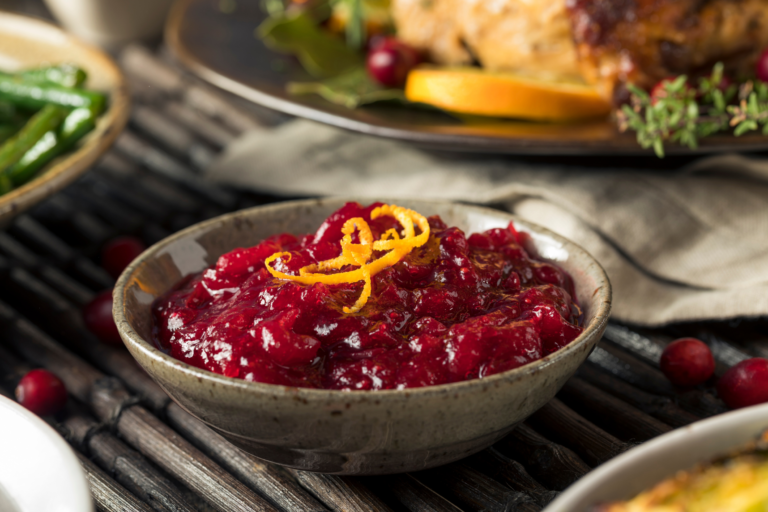 Cranberries: ASN Journals Examine a Thanksgiving Favorite
