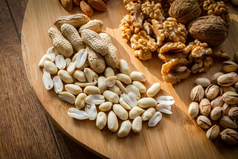 Will Eating Nuts Help You Ward Off Cognitive Decline?