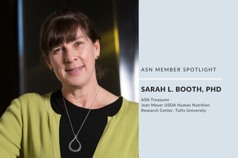 Advice for Young Women Pursuing a Career in Nutrition Research from Dr. Sarah Booth