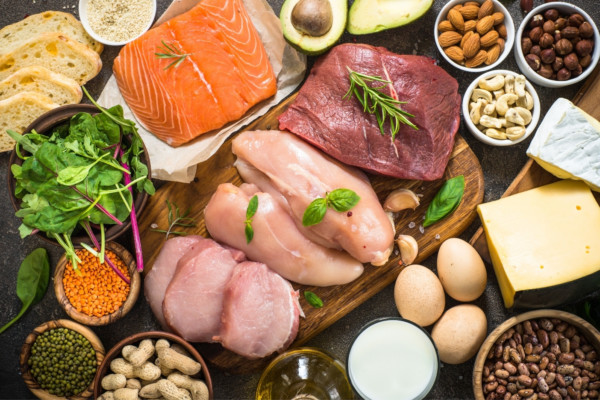 Not all dietary proteins are created equal