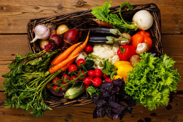 NO: Another reason to say yes to vegetables