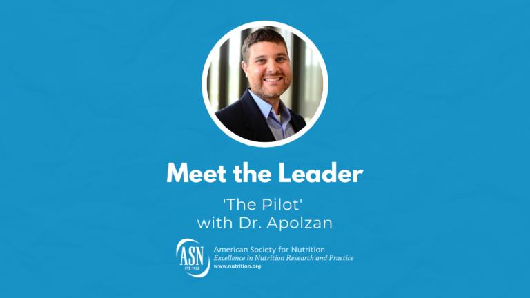 The Pilot with Dr. John Apolzan