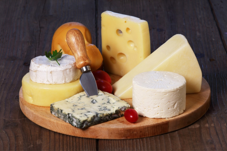 Yogurt and cheese trump fluid milk in suppressing appetite and food intake